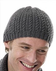 Knitting Pattern For Men s Stocking Cap : KNITTING PATTERN FOR MENS HATS 1000 Free Patterns